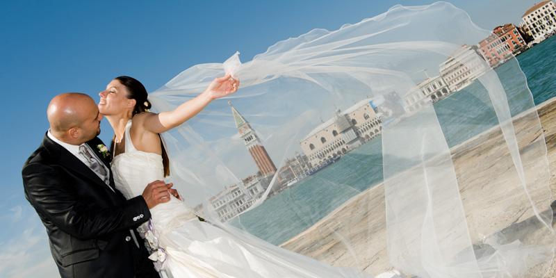 Wed in Venice