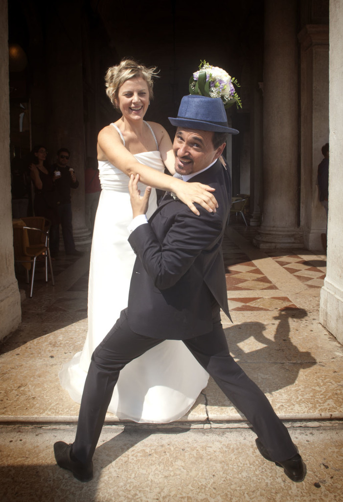 tocco di ronia per il tuo matrimonio a Venezia