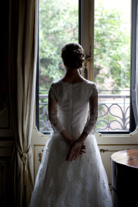 wedding dress Venice - Marryville - wed in colour