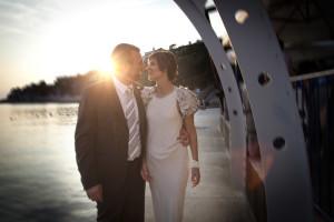 wedding dress Venice