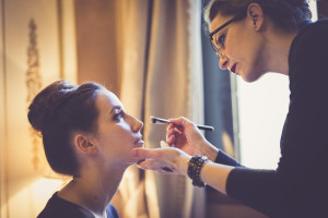make up sposa a Venezia Marryville - wed in colour