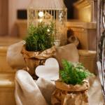rustic-romantic wedding in Venice