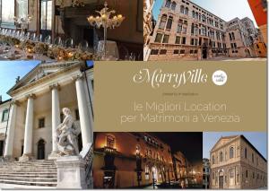 Brochure Gratuita - Le migliori Location per Matrimoni a Venezia - Marryville